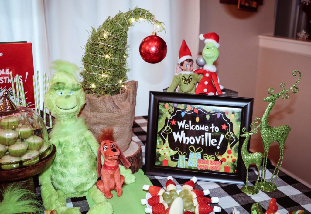 How The Grinch Welcomed Back The Elf On The Shelf